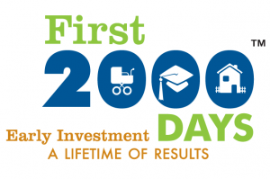 First 2000 Days logo