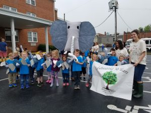 Puppetry, Props, and Parades: Puppets Talk, Children Listen @ Randolph Arts Guild