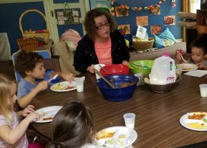Family Style Dining at My Center? @ Archdale Public Library