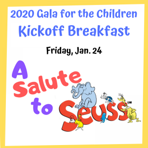 2020 Gala Kickoff Breakfast @ Randolph Partnership for Children