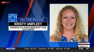 Kristy Umfleet on WGHP Fox 8