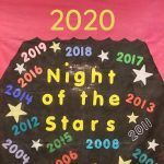 Night of the Stars Banner