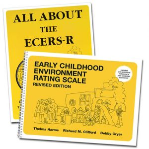ECERS-R Early Childhood Environmental Rating Scales-Revised @ Online via ZOOM