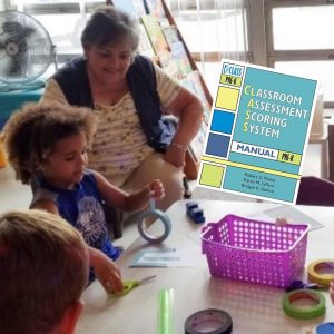 Introduction to Pre-K CLASS: Session I @ Online via ZOOM