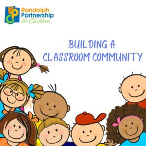 Building a Classroom Community: Routines, Collaborations, Connections @ Online via ZOOM