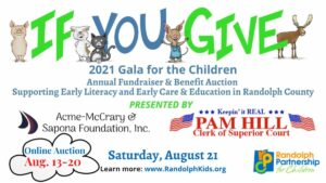IF YOU GIVE 2021 Gala for the Children @ Streaming via YouTube