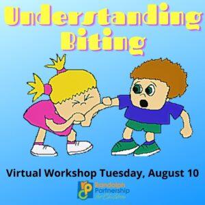 Understanding Biting @ online via Zoom